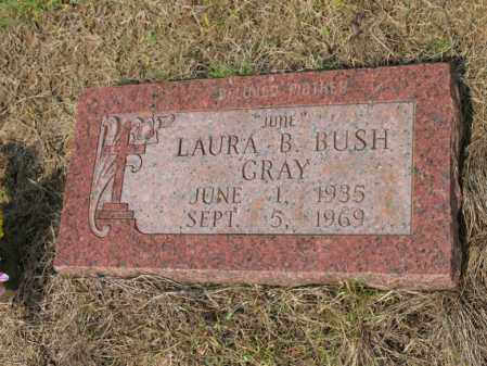 "GRAY, LAURA B ""JUNE"" - Cross County, Arkansas   LAURA B ""JUNE"" GRAY - Arkansas Gravestone Photos"