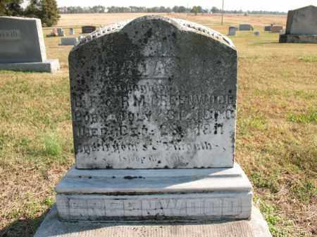 GREENWOOD, ORDA J - Cross County, Arkansas | ORDA J GREENWOOD - Arkansas Gravestone Photos