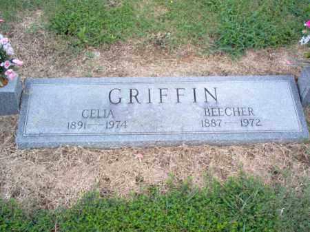 GRIFFIN, BEECHER - Cross County, Arkansas | BEECHER GRIFFIN - Arkansas Gravestone Photos
