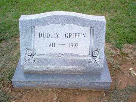 GRIFFIN, DUDLEY - Cross County, Arkansas | DUDLEY GRIFFIN - Arkansas Gravestone Photos