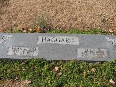 HAGGARD, LULA B - Cross County, Arkansas | LULA B HAGGARD - Arkansas Gravestone Photos
