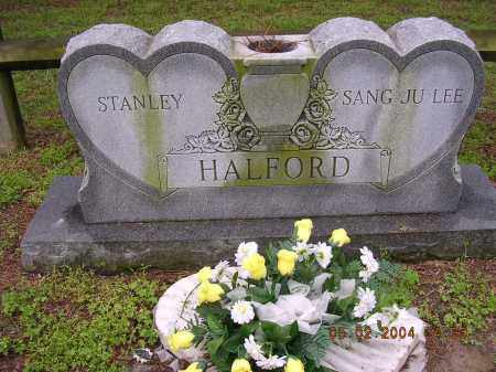 HALFORD, ALBERT STANLEY - Cross County, Arkansas | ALBERT STANLEY HALFORD - Arkansas Gravestone Photos