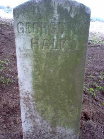 HALK, GEORGIANN - Cross County, Arkansas | GEORGIANN HALK - Arkansas Gravestone Photos