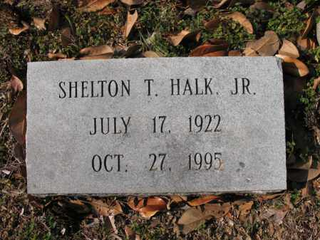 HALK, JR., SHELTON THOMAS - Cross County, Arkansas | SHELTON THOMAS HALK, JR. - Arkansas Gravestone Photos