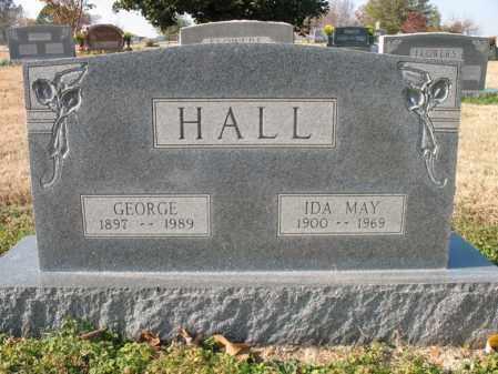 HALL, IDA MAY - Cross County, Arkansas | IDA MAY HALL - Arkansas Gravestone Photos
