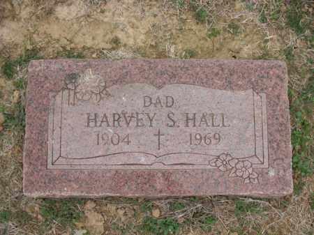 HALL, HARVEY S - Cross County, Arkansas | HARVEY S HALL - Arkansas Gravestone Photos