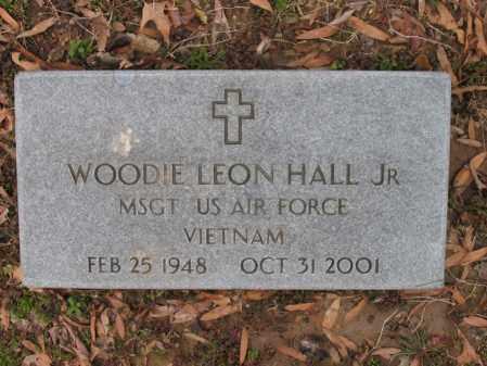 HALL, JR  (VETERAN VIET), WOODIE LEON - Cross County, Arkansas | WOODIE LEON HALL, JR  (VETERAN VIET) - Arkansas Gravestone Photos