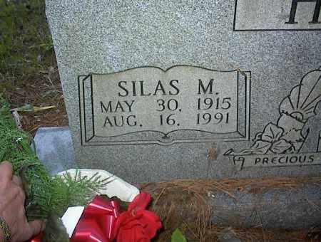 HAND, SILAS M - Cross County, Arkansas   SILAS M HAND - Arkansas Gravestone Photos