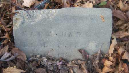 HARE, MARY - Cross County, Arkansas | MARY HARE - Arkansas Gravestone Photos