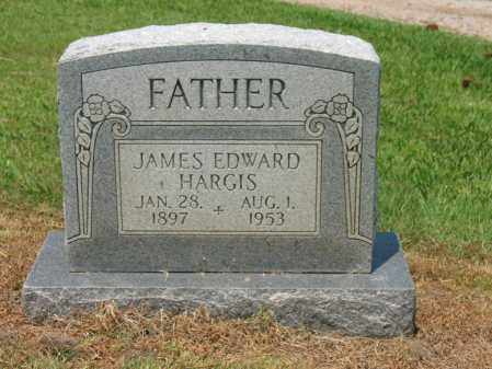 HARGIS, JAMES EDWARD - Cross County, Arkansas | JAMES EDWARD HARGIS - Arkansas Gravestone Photos