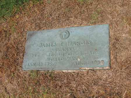 HARGIS (VETERAN WWI), JAMES EDWARD - Cross County, Arkansas | JAMES EDWARD HARGIS (VETERAN WWI) - Arkansas Gravestone Photos