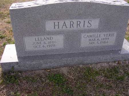 HARRIS, LELAND - Cross County, Arkansas | LELAND HARRIS - Arkansas Gravestone Photos