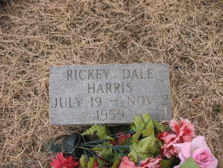 HARRIS, RICKEY DALE - Cross County, Arkansas   RICKEY DALE HARRIS - Arkansas Gravestone Photos