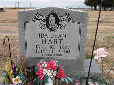 HART, IDA JEAN - Cross County, Arkansas | IDA JEAN HART - Arkansas Gravestone Photos