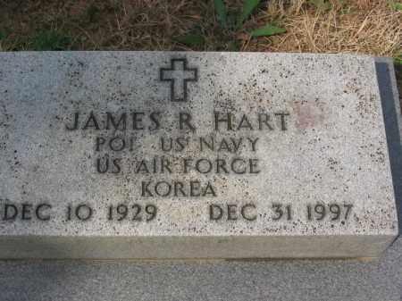 HART (VETERAN KOR), JAMES ROSS - Cross County, Arkansas   JAMES ROSS HART (VETERAN KOR) - Arkansas Gravestone Photos