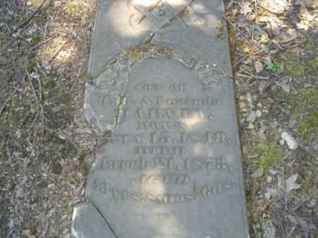 HARVEY, JOHN H - Cross County, Arkansas | JOHN H HARVEY - Arkansas Gravestone Photos