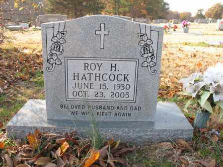 HATHCOCK, SR, ROY H - Cross County, Arkansas | ROY H HATHCOCK, SR - Arkansas Gravestone Photos