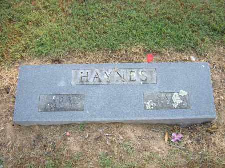 HAYNES, SAM - Cross County, Arkansas | SAM HAYNES - Arkansas Gravestone Photos