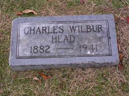 HEAD, CHARLES WILBUR - Cross County, Arkansas | CHARLES WILBUR HEAD - Arkansas Gravestone Photos