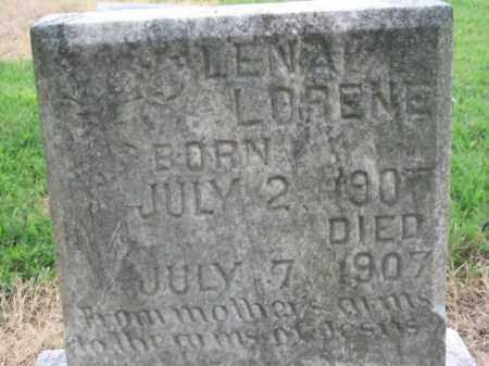HERMAN, LENA LORENE - Cross County, Arkansas   LENA LORENE HERMAN - Arkansas Gravestone Photos