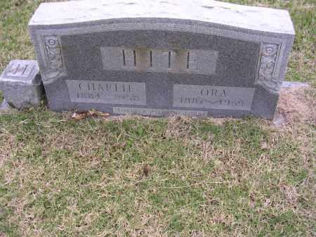 HITE, ORA - Cross County, Arkansas | ORA HITE - Arkansas Gravestone Photos