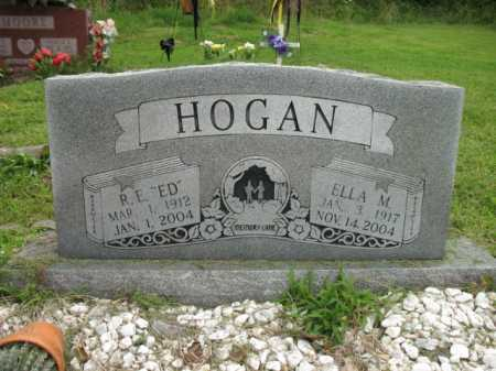 HOGAN, ELLA M - Cross County, Arkansas | ELLA M HOGAN - Arkansas Gravestone Photos