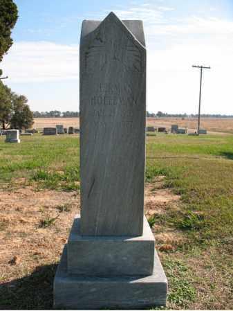 HOLLEMAN, HERMAN - Cross County, Arkansas | HERMAN HOLLEMAN - Arkansas Gravestone Photos