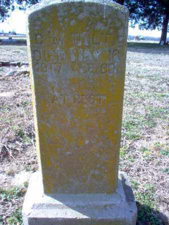 HOLT, C M - Cross County, Arkansas   C M HOLT - Arkansas Gravestone Photos