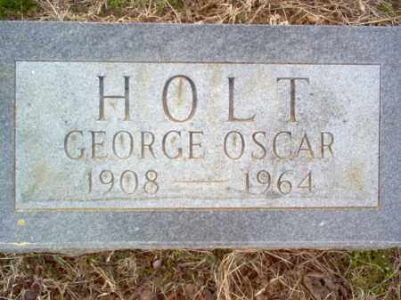 HOLT, GEORGE OSCAR - Cross County, Arkansas | GEORGE OSCAR HOLT - Arkansas Gravestone Photos