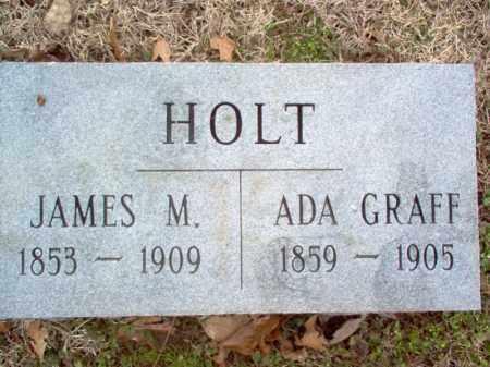 GRAFF HOLT, ADA - Cross County, Arkansas | ADA GRAFF HOLT - Arkansas Gravestone Photos