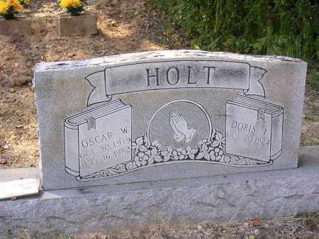 HOLT, OSCAR W - Cross County, Arkansas   OSCAR W HOLT - Arkansas Gravestone Photos