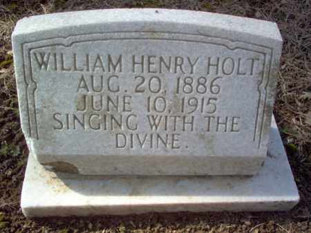 HOLT, WILLIAM HENRY - Cross County, Arkansas | WILLIAM HENRY HOLT - Arkansas Gravestone Photos