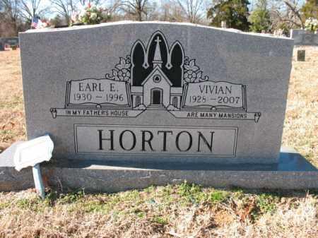 HORTON, VIVIAN - Cross County, Arkansas   VIVIAN HORTON - Arkansas Gravestone Photos