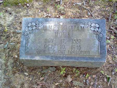 HOUK, JAMES WILLIAM - Cross County, Arkansas | JAMES WILLIAM HOUK - Arkansas Gravestone Photos