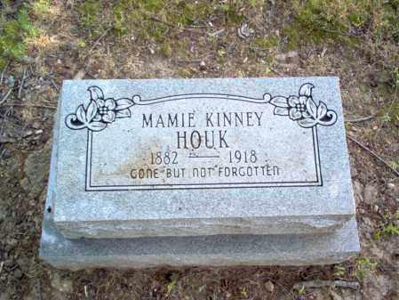 HOUK, MAMIE - Cross County, Arkansas | MAMIE HOUK - Arkansas Gravestone Photos