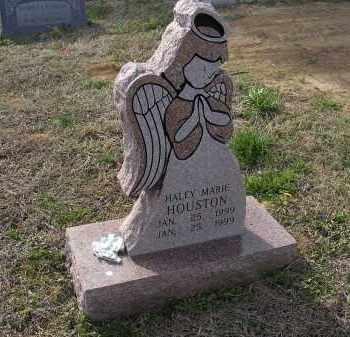 HOUSTON, HALEY MARIE - Cross County, Arkansas | HALEY MARIE HOUSTON - Arkansas Gravestone Photos