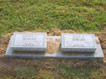 HOWARD, ANDREW L - Cross County, Arkansas | ANDREW L HOWARD - Arkansas Gravestone Photos