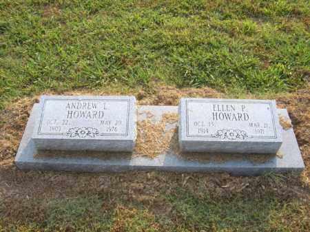HOWARD, ELLEN P - Cross County, Arkansas | ELLEN P HOWARD - Arkansas Gravestone Photos