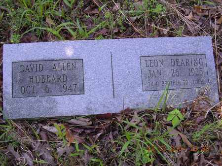 DEARING, LEON - Cross County, Arkansas | LEON DEARING - Arkansas Gravestone Photos