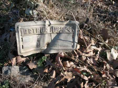HUGHES, ARTHUR - Cross County, Arkansas | ARTHUR HUGHES - Arkansas Gravestone Photos