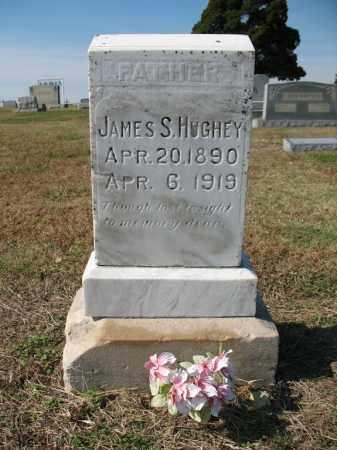 HUGHEY, JAMES S - Cross County, Arkansas | JAMES S HUGHEY - Arkansas Gravestone Photos