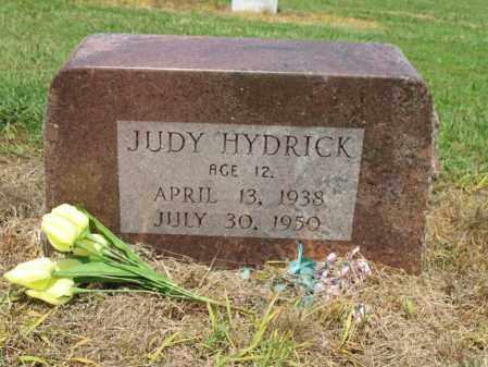HYDRICK, JUDY - Cross County, Arkansas   JUDY HYDRICK - Arkansas Gravestone Photos