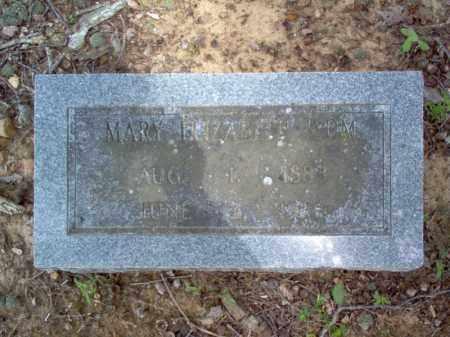 ISOM, MARY ELIZABETH - Cross County, Arkansas | MARY ELIZABETH ISOM - Arkansas Gravestone Photos