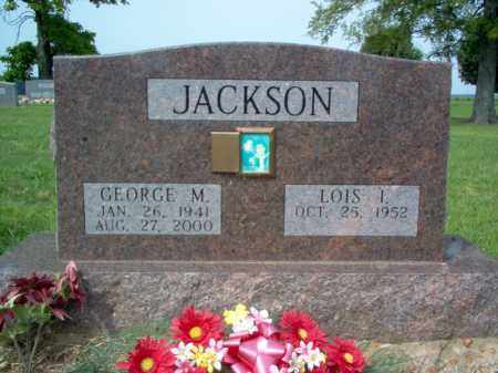 JACKSON, GEORGE M - Cross County, Arkansas | GEORGE M JACKSON - Arkansas Gravestone Photos