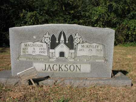 JACKSON, MAGNOLIA - Cross County, Arkansas   MAGNOLIA JACKSON - Arkansas Gravestone Photos