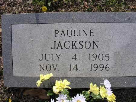 JACKSON, PAULINE - Cross County, Arkansas | PAULINE JACKSON - Arkansas Gravestone Photos
