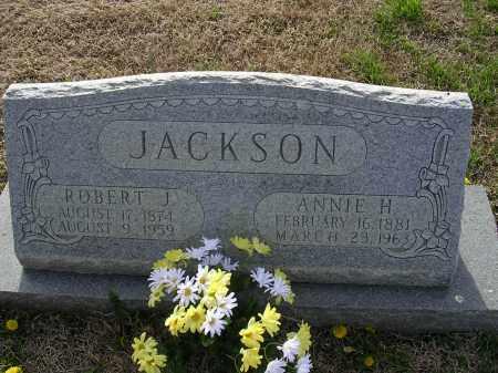 JACKSON, ROBERT J - Cross County, Arkansas | ROBERT J JACKSON - Arkansas Gravestone Photos