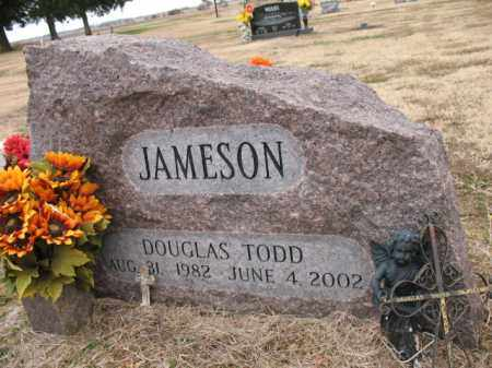 JAMESON, DOUGLAS TODD - Cross County, Arkansas | DOUGLAS TODD JAMESON - Arkansas Gravestone Photos