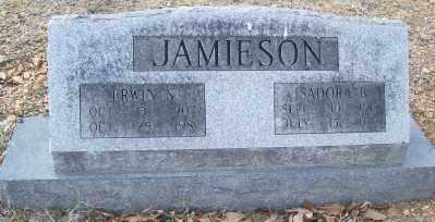 JAMIESON, ISADORA B. - Cross County, Arkansas   ISADORA B. JAMIESON - Arkansas Gravestone Photos