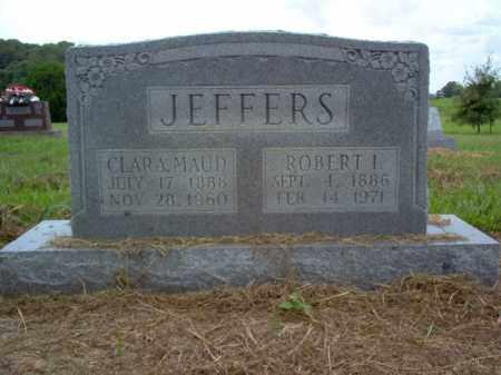 GILBREATH JEFFERS, CLARA MAUD - Cross County, Arkansas | CLARA MAUD GILBREATH JEFFERS - Arkansas Gravestone Photos
